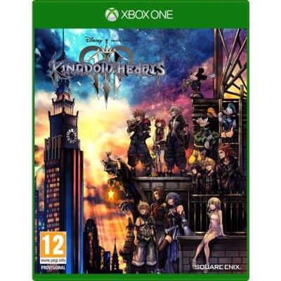 Kingdom Hearts III Gra XBOX ONE Electro 893826