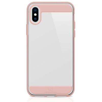 Etui WHITE DIAMONDS Innocence Clear do Apple iPhone X/Xs Różowy Electro 896214