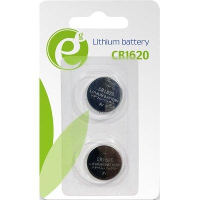 Baterie DL CR1620 GEMBIRD (2 szt.) Electro 551107