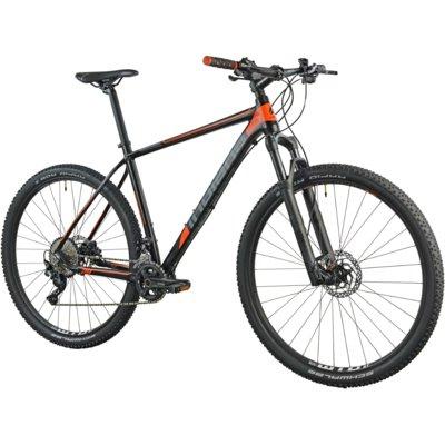 Rower górski MTB INDIANA Storm X7 M19 Czarno-pomarańczowy Electro 894065