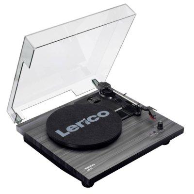 Gramofon LENCO LS-10 Czarny Electro 894072