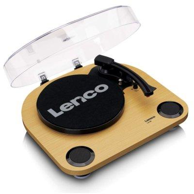 Gramofon LENCO LS-40 Jasnobrązowy Electro 894083
