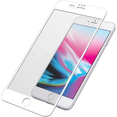 Szkło hartowane PANZERGLASS do Apple iPhone 6 Plus/6S Plus/7 Plus/8 Plus Biały Electro 458617