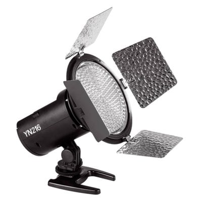 Lampa LED YONGNUO YN216 WB Electro 894561