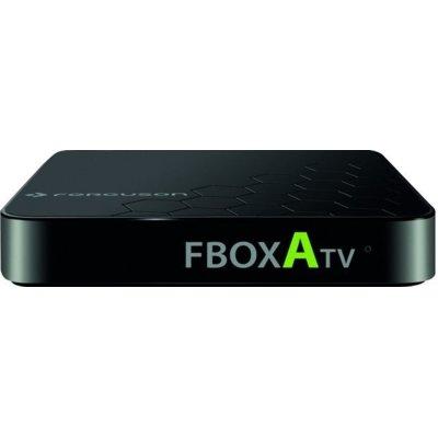 Odtwarzacz multimedialny FERGUSON FBOX ATV + Pilot SR 410 Czarny Electro 894406