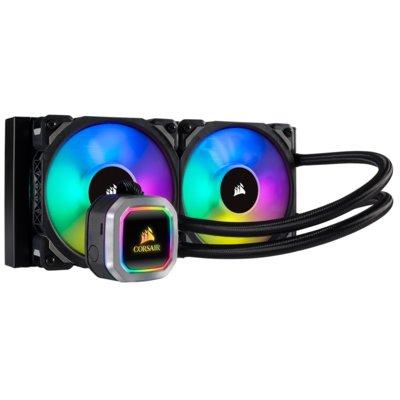 Chłodzenie CPU CORSAIR H100i RGB Platinum Electro 895288