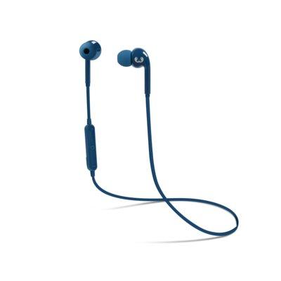 Słuchawki dokanałowe FRESH N REBEL Gift Pack Vibe Niebieski + powerbank Indigo Electro e1154055