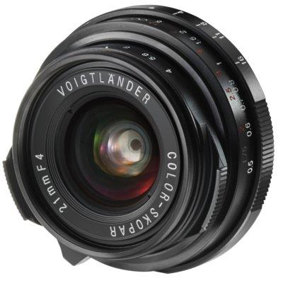 Obiektyw VOIGTLANDER 21 mm f/4.0 Color Skopar (Leica M) Electro 894553