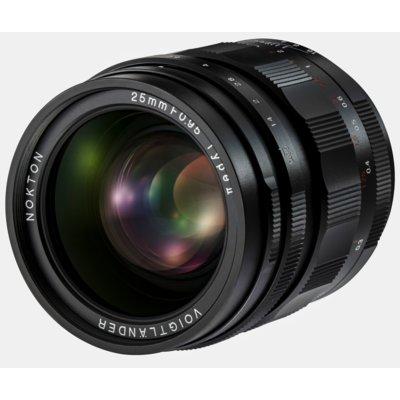 Obiektyw VOIGTLANDER 25 mm f/0.95 Nokton (Micro 4/3) Electro 894554