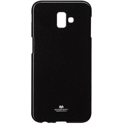 Etui MERCURY Jelly Case do Samsung Galaxy J6 Plus 2018 Czarny Electro 550381