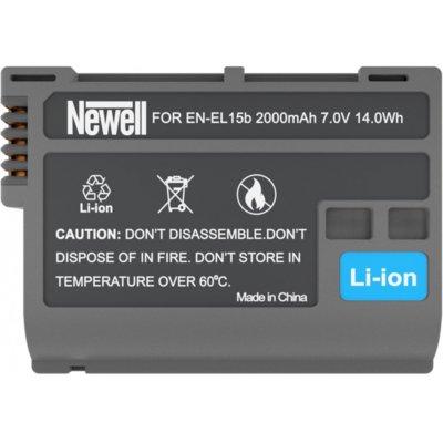 Akumulator NEWELL 2000 mAh do Nikon EN-EL15B Electro 140289