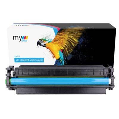 Toner MYOFFICE MOHCF412XPN Niebieski Electro 895761