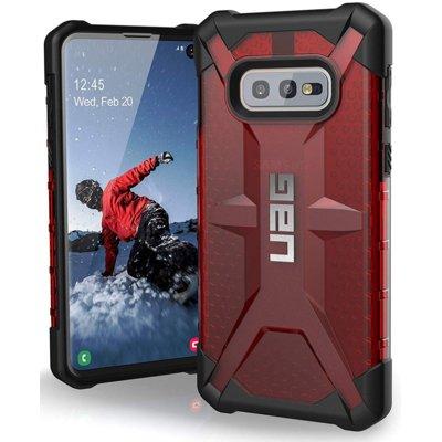 Etui UAG Plasma do Samsung Galaxy S10E Czerwony Electro 896613