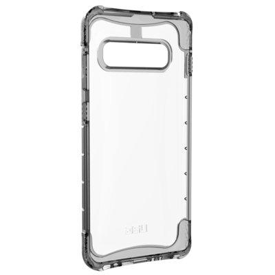 Etui UAG Plyo do Samsung Galaxy S10+ Transparentny Electro 896641