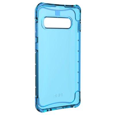 Etui UAG Plyo do Samsung Galaxy S10+ Niebieski transparentny Electro 896642