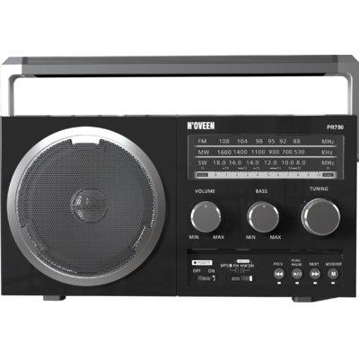 Radio NOVEEN PR750 Czarny Electro 898916