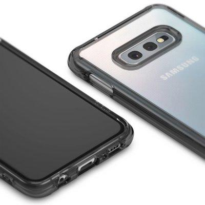 Etui RINGKE Fusion do Samsung Galaxy S10E Przezroczysty Electro 896829