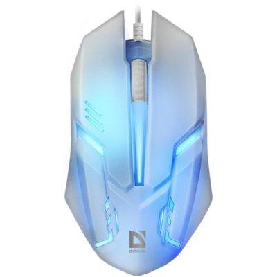 Mysz DEFENDER Сyber MB-560L Biały Electro 552475