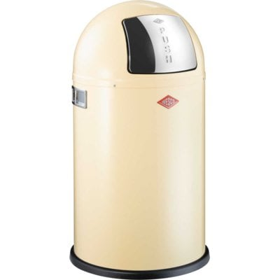 Kosz na śmieci WESCO 175531-23 Pushboy Junior 22L Beżowy Electro e1163374