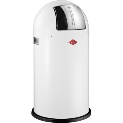 Kosz na śmieci WESCO 175531-01 Pushboy Junior 22L Biały Electro e1163380