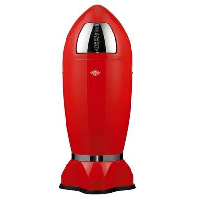 Kosz na śmieci WESCO 138631-02 Spaceboy 35L Czerwony Electro e1163386