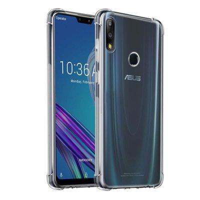 Etui TECH-PROTECT Flexair do Asus Zenfone Max Pro M2 Przezroczysty Electro 898082