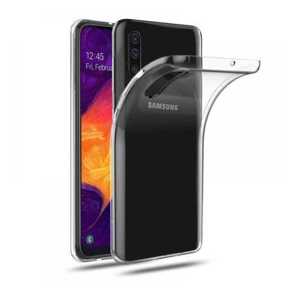 Etui TECH-PROTECT Flexair do Samsung Galaxy A50 Przezroczysty Electro 898083