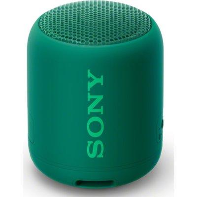 Głośnik mobilny SONY SRSXB12G.CE7 Zielony Electro 898175