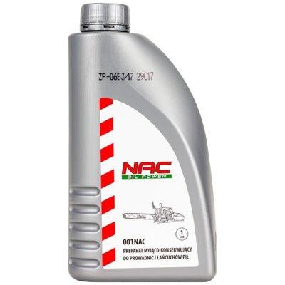 Olej do prowadnic i łańcuchów NAC (1 litr) Electro 159840