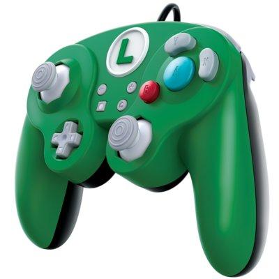 Kontroler PERFORMANCE DESIGNED Luigi 500-100-EU-D4 (Nintendo Switch) Electro 898461