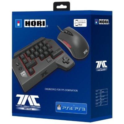 Zestaw HORI Tactical Assault Commander Four K2 PS4/PS3 Electro 898515