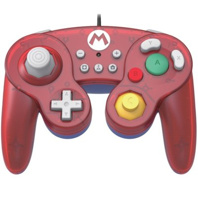 Kontroler HORI Battle Pad Mario (Nintendo Switch) Electro 898564