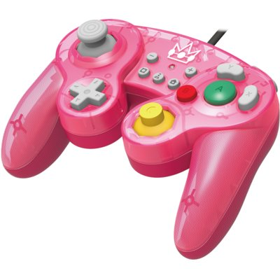Kontroler HORI Super Smash Bros Peach (Nintendo Switch) Electro 898565