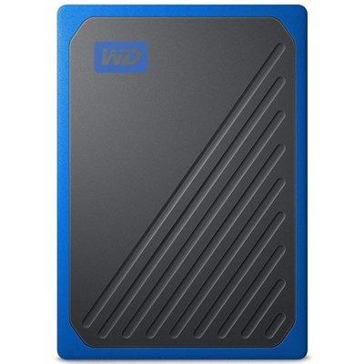 Dysk WD My Passport Go 1TB SSD Czarno-niebieski Electro 898589
