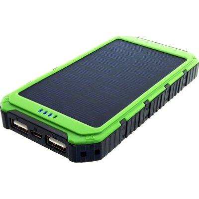 Powerbank POWERNEED S6000G 6000 mAh Czarno-zielony Electro 547365