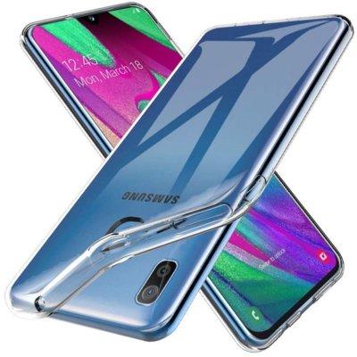 Etui TECH-PROTECT Flexair do Samsung Galaxy A40 Przezroczysty Electro 899553