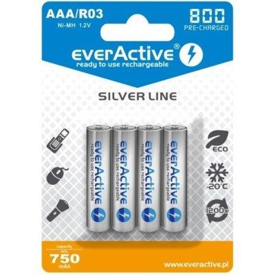 Akumulatorki AAA 800 mAh EVERACTIVE (4 szt.) Electro 562136