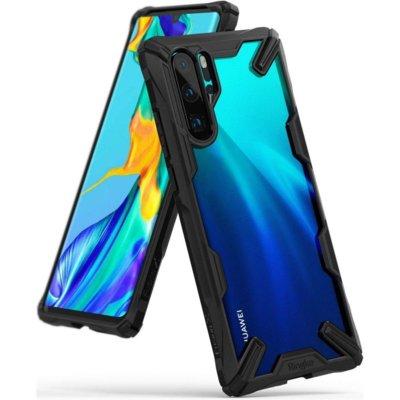 Etui RINGKE Fusion X do Huawei P30 Pro Czarny Electro 899754