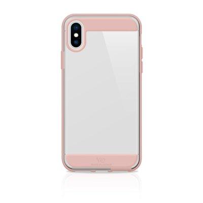 Etui WHITE DIAMONDS Innocence Clear do Apple iPhone Xs Max Różowy Electro 959413