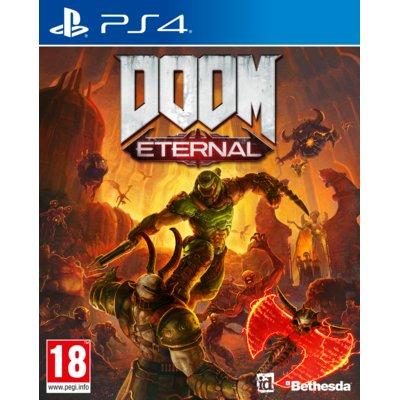 Doom Eternal Gra PS4 Electro 550266