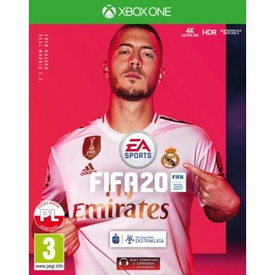 FIFA 20 Gra XBOX ONE Electro 550275