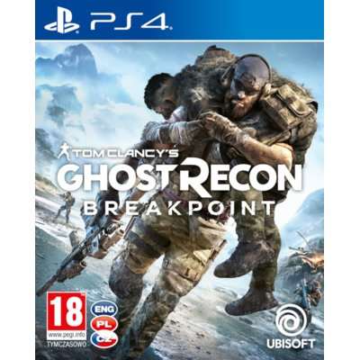 Tom Clancy's Ghost Recon: Breakpoint Gra PS4 Electro 550311