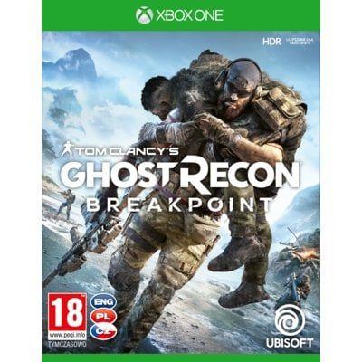 Tom Clancy's Ghost Recon: Breakpoint Gra XBOX ONE Electro 550314