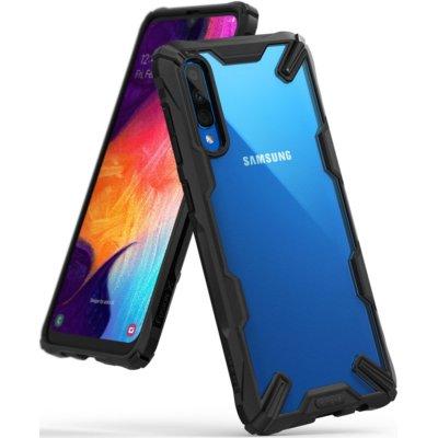 Etui RINGKE Fusion do Samsung Galaxy A30s/A50 Czarny Electro 550394