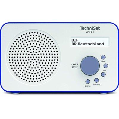 Radio TECHNISAT Viola 2 Niebieski Electro 550582