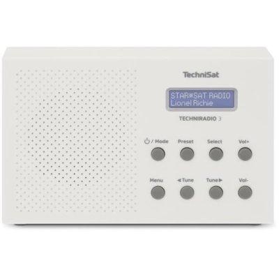 Radio TECHNISAT Techniradio 3 Biały Electro 550584
