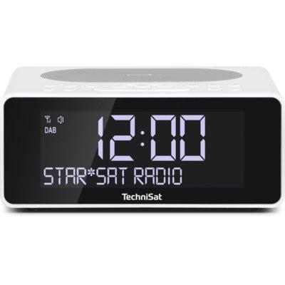 Radiobudzik TECHNISAT Digitradio 52 Biały Electro 550590