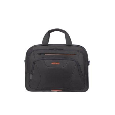 Torba na laptopa AMERICAN TOURISTER At Work 15.6 cali Czarno-pomarańczowy Electro 220183