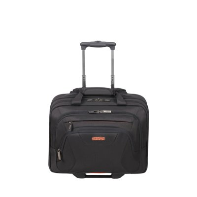 Torba na laptopa AMERICAN TOURISTER At Work Rolling Tote 15.6 cali Czarny Electro e1175221