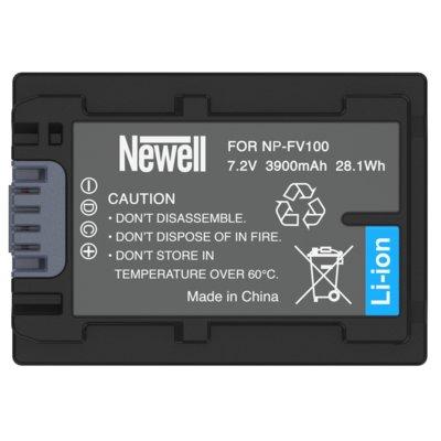 Akumulator NEWELL 3900 mAh do Sony NP-FV100 Electro 188364